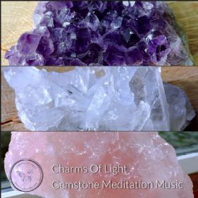Gemstone Meditation Package